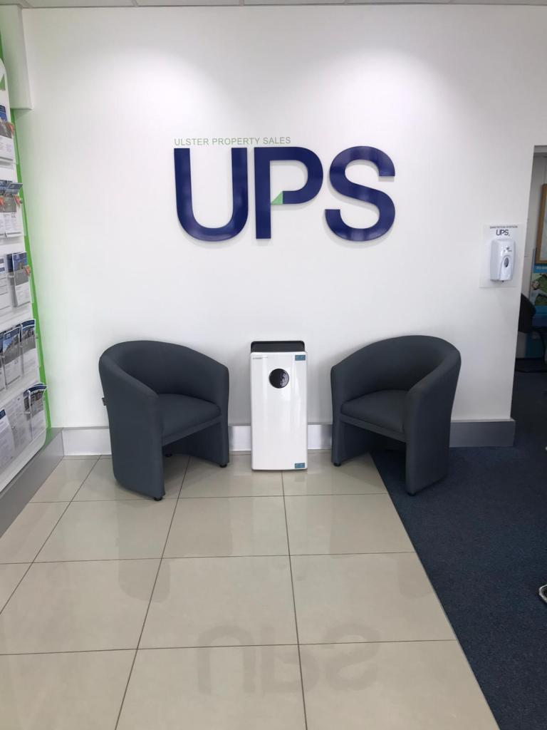 Ulster Property Sales install OZO Air purification